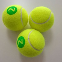 Cheap personalized ITF standard tennis balls factory