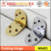 Folding hinge desk table hinge fold back hinges