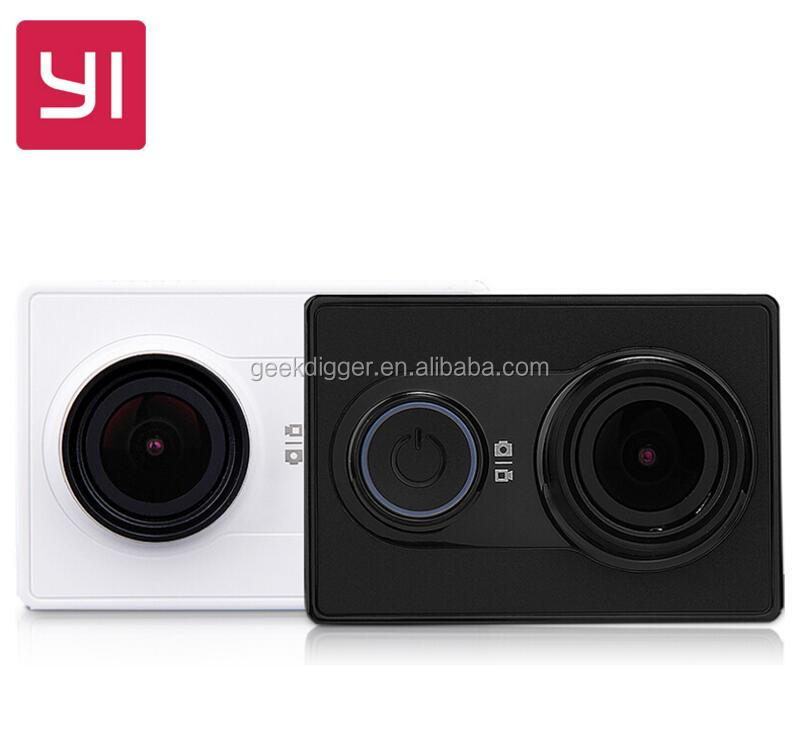 International XiaoYi Action Camera1.0 Have in stock <strong>1080P</strong> 60fps 16MP wifi Sports Cam