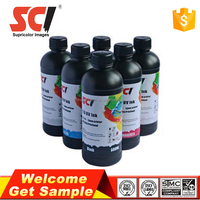 uv offset printing ink for epson dx5 dx7 is form China zhuhai factory