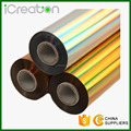 12Micron stock Cheap China Various color Gold Hot Stamping Foil for paper