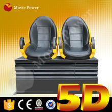 Roller coaster simulator rider 5d projector cinema