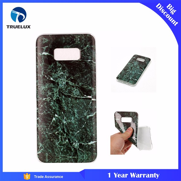 Marble Pattern Phone Back for Samsung S8 cover, Mobile Phone Cover for Samsung Galaxy S8 plus Case