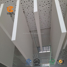 Matrix Suspended Acoustical Fiberglass Baffle Ceiling Board Solution System Australia