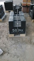 M1 500kg weight cast iron standard weights
