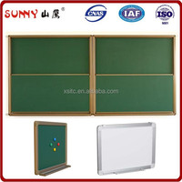 for classroom use push-pull blackboard