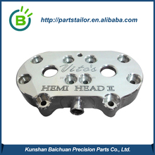 OEM CNC machining service customized motorcycle part