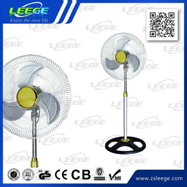 FS45-3 Hot sale factory OEM 18 inch Silent cheap industrial stand fan