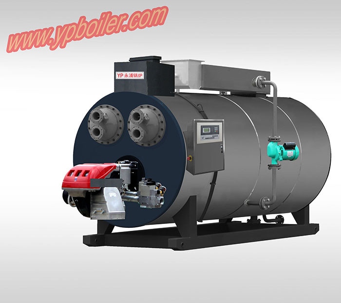Single Drum Hand Feed Coal Fired 4.2 MW Hot water boiler