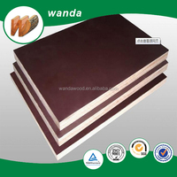 (12mm-25mm)water-proof shuttering building construction materials