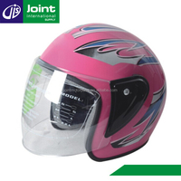 Best Motorcycle Helmet Open Face Helmet Motocross Helmet with Visor