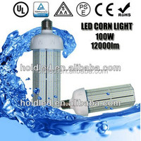 100w 277v LED corn light bulbs with lowest price in China UL Passed