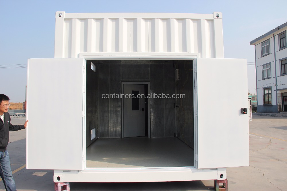 customized special container equipment shipping container