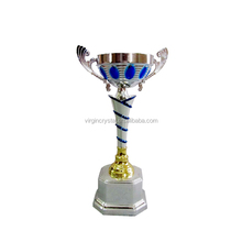 Wholesale new design pretty plastic trophy plastic small trophy cups