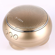 Protable Mini Wireless Speaker for smartphoneT2059 Speakers Support All wireless Device USB/TF Card/FM Handsfree Call
