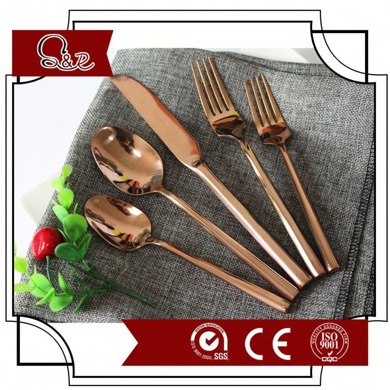 travel picnic cutlery set portable fork spoon set cutlery in pouch laser engraved