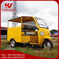 150CC Semi Closed Cabin Passenger Tricycle Three Wheels Cabin Passenger Tricycle Bajaj Export India