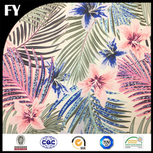 Eco-friendly Custom Digital polyester fabric for sublimation printing