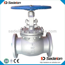 150# steam globe valve drawing
