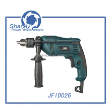 power tools metabo spare parts with 710w power(JFID026),13mm capacity drilling machine for MOQ 500pcs