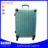 international traveller's travel luggage bag in good PP eco material super light trolley luggage