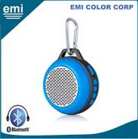 Factory price fashion style mini outdoor sports bluetooth speaker with FM radio TF AUX