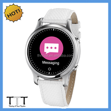Mobile phone watch round shape 3g wifi smartwatch wrist watch cell phone for android smart watch
