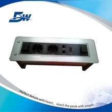 Conference table socket/Pop up power outlets socket/Monitor lift socket