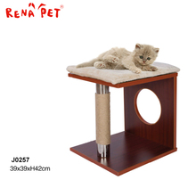 Factory pet toy condon adorable cat tree