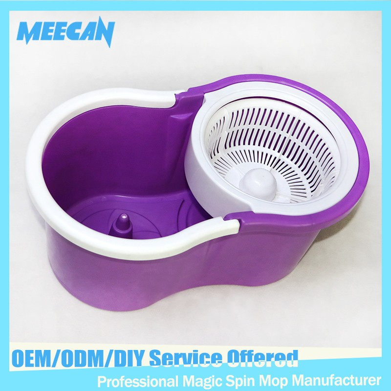 360 Easy cleaning floor mop mini bucket as seen on TV