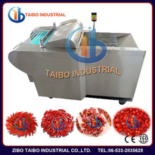 commercial vegetable cutter,automatic fresh/dry sweet/bell pepper chilli cutting machine/cutters