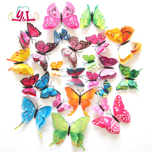 Events And Wedding Decoration Fairy Garden Flying Butterfly