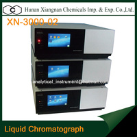 Chinese factory hot sale Binary High Pressure gradient HPLC system with Automatic Sampler Liquid Chromatography
