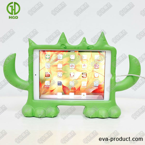 mini monster supper shockproof sturdy EVA case for ipad mini