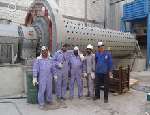 China Ball Mill Manufacturer with professional design and plans