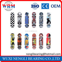 Customized Hot-sale Cruiser Wooden Skateboard Christmas Gift