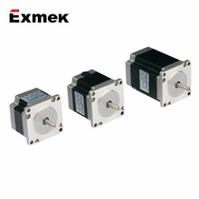Hot sale 2018 New low heating Integrated Product Nema 23 and 34 stepper motor