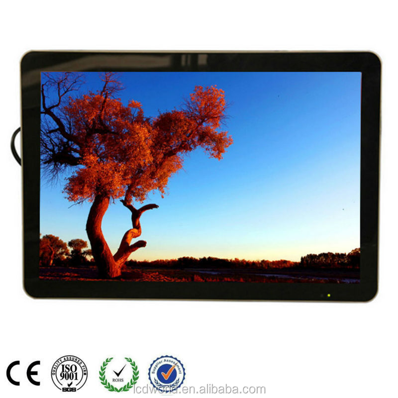 22 inch Bus USB Digital Signage Screen for Advertising