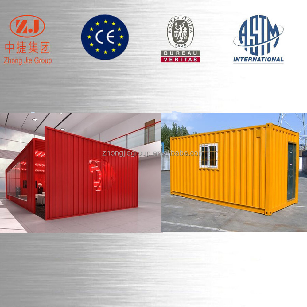 20 ft simple modular container home