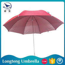 Top 10 Sun and rain Cheap price Sun protection red clip on umbrella