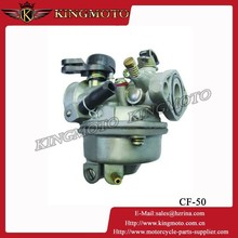 CF-50 High quality chinese motorcycle engine parts carburetor motorcycle 200cc