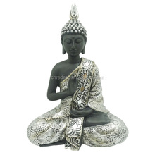 Resin Indoor Decorative Shakyamuni Buddha Statue