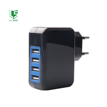 2017 hot sale fast charging qc3.0 usb wall charger