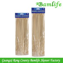 Innovative creative suit machine bamboo brochettes skewer