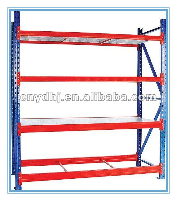 Heavy Duty Warehouse Pipe Pallet Storage Rack System For Sale