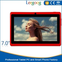 "Cheapest 7 inch A33 Q88 Quad Core Wifi 512MB/4GB Tablet 7"" tablets shenzhen"