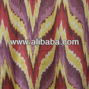 New Ikat Upholstery fabric tapestry drapery cloth Excellent designer made 007