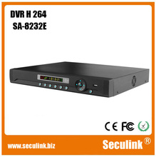 Supervision Surveillance 32CH H.264 Full D1 Realtime Recording 1080P HD Port Network Standalone CCTV DVR