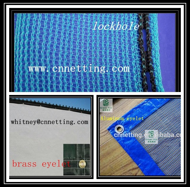 Dark green fence screen shade net in hot selling from China