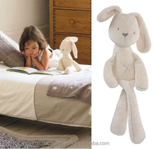 TTY6902-3 2016 Cute Rabbit Baby Soft Plush Toys Brinquedos white Plush Bunny Stuffed Toys